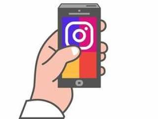 标志更新·Instagram