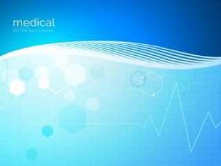 抽象分子医学背景设计