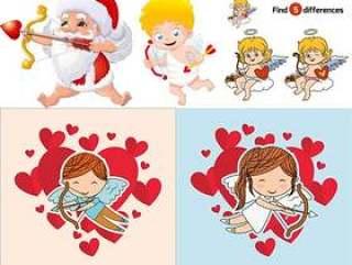 爱神与圣诞老人