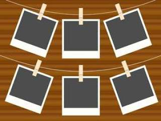 照片框架(五谷背景)
