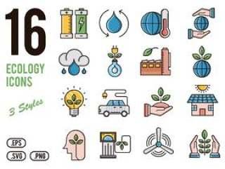 16个生态传染媒介象为机动性,网,介绍&印刷品项目设置了,16个生态象