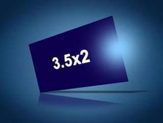 深蓝卡片系列01——psd分层素材