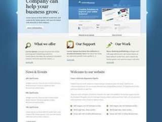 web2.0设计师个人主页五