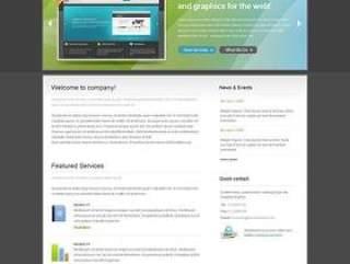 web2.0设计师个人主页