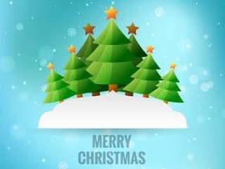 圣诞快乐的季节性问候