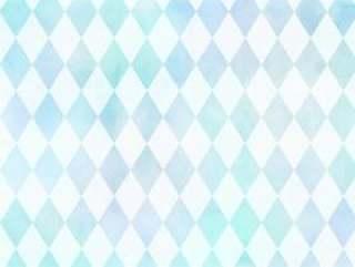 水彩钻石淡蓝色