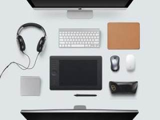 设计师办公桌必需品