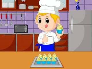 厨师与烹饪集