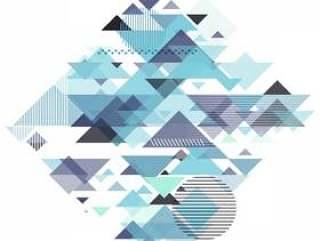 抽象的几何设计