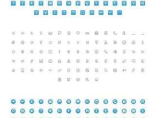 UI小图标PNG图标二