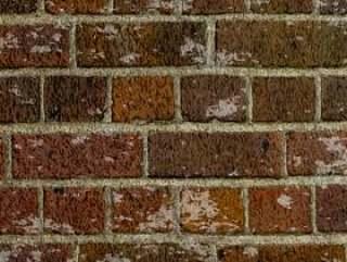 Grunge砖墙壁纹理