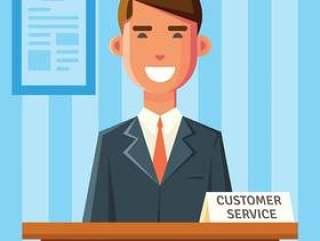 客户服务特色