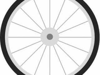 自行车车轮