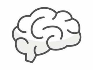大脑的图标