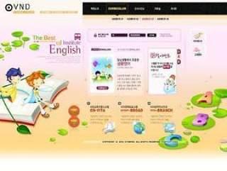 儿童教育类模板(50)