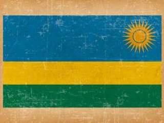 卢旺达的垃圾标志