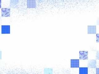 日式图案5日式花纹图案蓝色