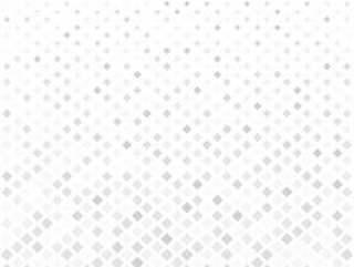 抽象半色调白色和灰色方形图案