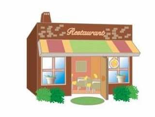 餐厅·咖啡馆的形象