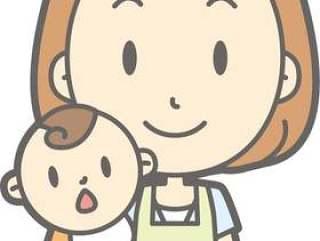 家庭主妇电子拥抱 - 胸围