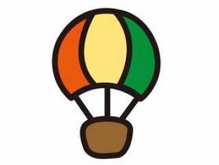 车系列气球