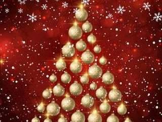 小玩意的圣诞树