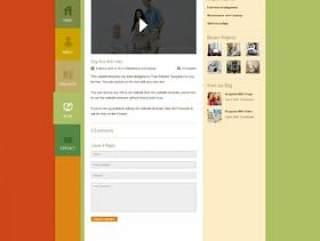 国外电子商务网站PSD分层素材BOZ