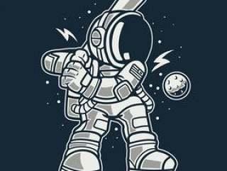 宇航员棒球