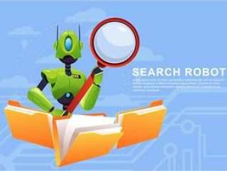 搜索你机器人