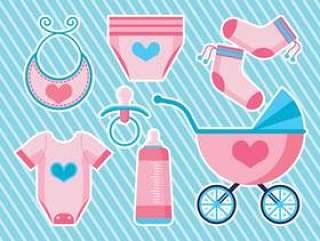 Babyshower图标设置