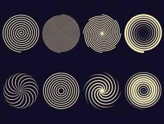 催眠螺旋图标