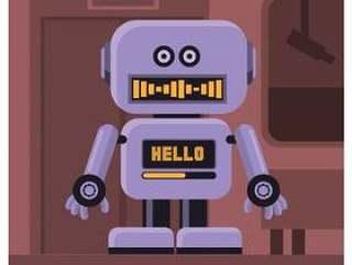 机器人字符设计