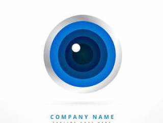 眼睛形状设计插图艺术