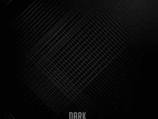 抽象的黑色条纹的矢量背景