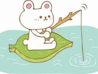 Yuru钓鱼我爱你Shirokuma