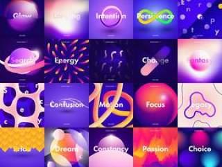【国外视频教程分享】在Illustrator中关于渐变的一系列研究