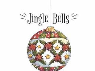 装饰与圣诞节行情的圣诞节球