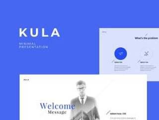 90+独特的Keynote和Powerpoint幻灯片。,KULA演示