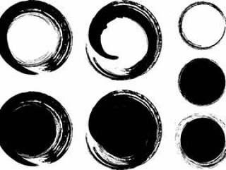 20160822粗糙的笔刷粗黑