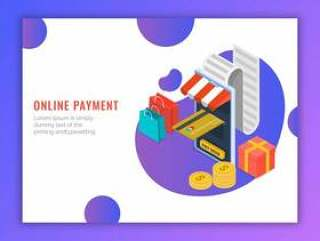 从app概念的在线支付。