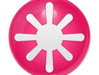 多米音乐Logo_官方素材(合并后单图层), PSD 中包括 Flat 扁平化的-Duomi