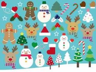 圣诞节材料集合4