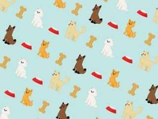 小狗和小猫模式