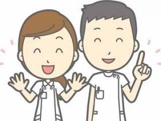 护士男性/女性 - 指向尼科尼科 - 胸围