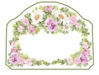 铭牌1 - 豪华玫瑰的铭牌,迎宾板