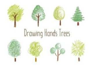 手写的插图树01