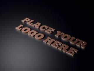 LOGO标志智能贴图模板展示