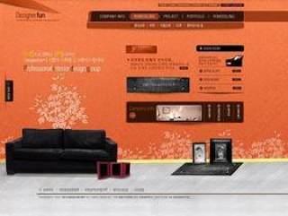 家居装饰模板PSD分层(8)