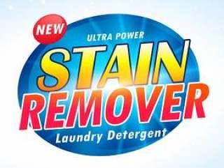 超大功率洗衣洗涤剂产品包装设计