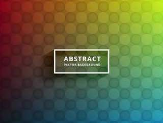 多彩抽象图案背景设计